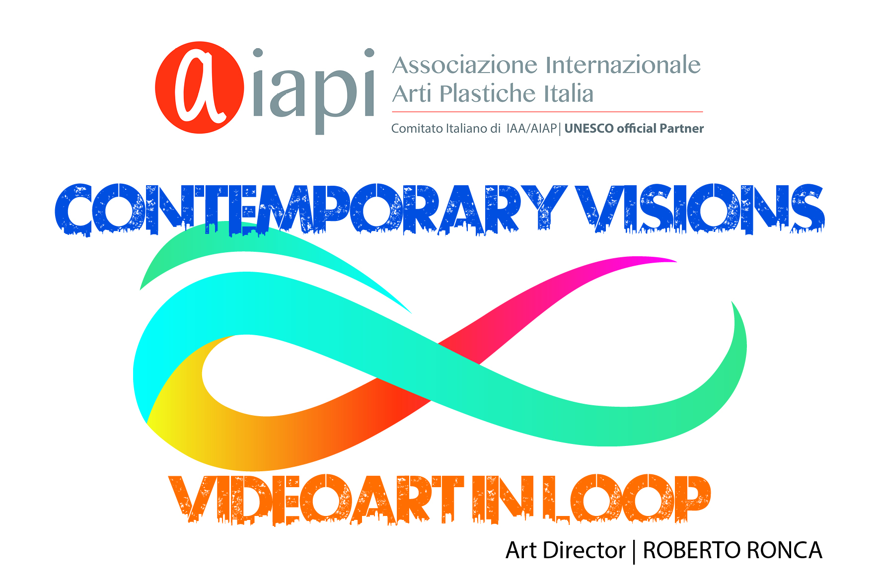 LOGO CONTEMPORARY VISIONS - VIDEOART IN LOOP