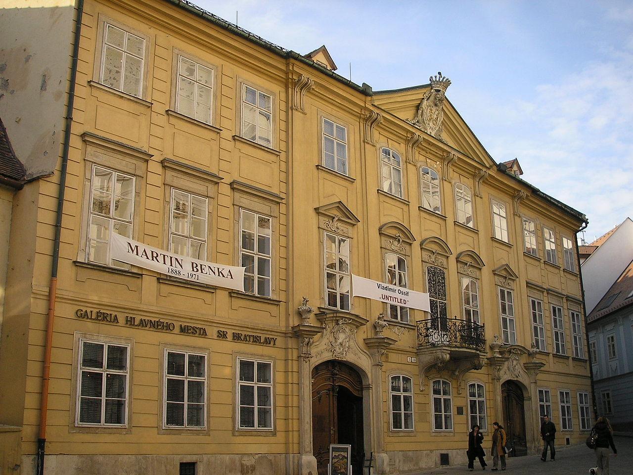 bratislava-galeria-mesta-bratislavy-mirbachov-palac