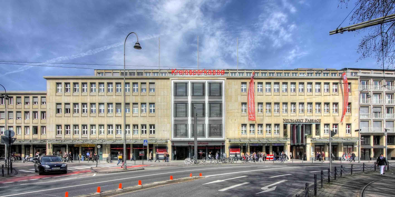 Neumarkt Passage Koeln - Gesamtansicht