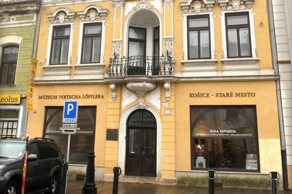 kosice-muzeum-vojtecha-lofflera