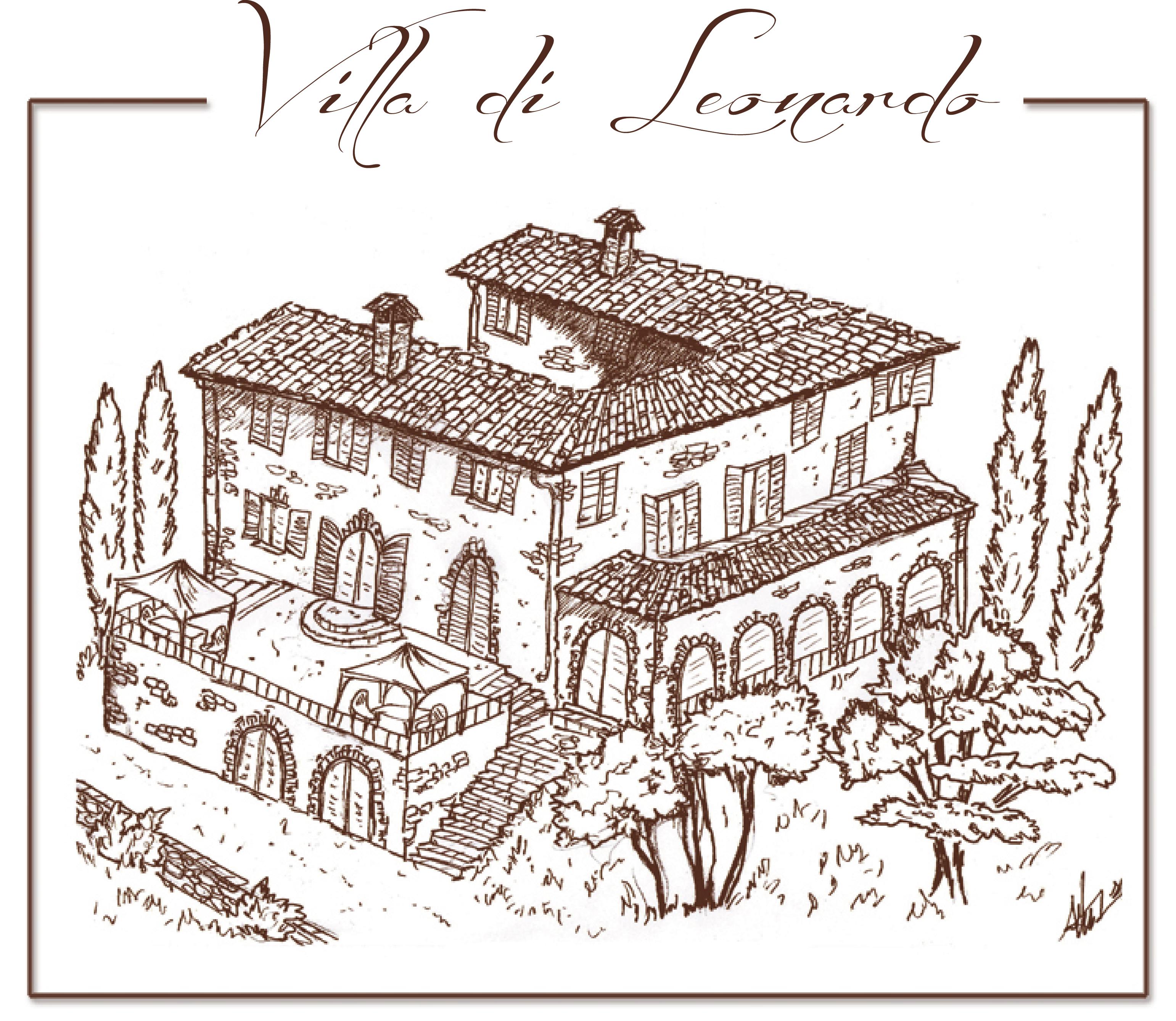 Logo Villa di Leonardo