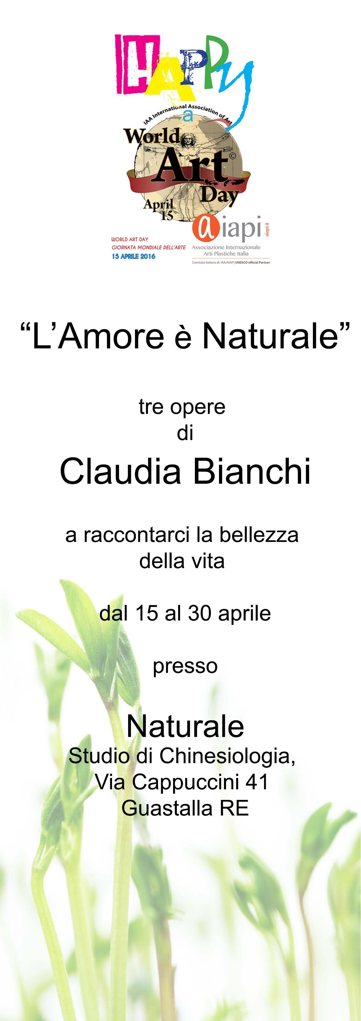 CLAUDIA BIANCHI AIAPI